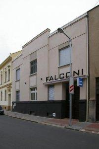 Pension Falconi, Kolín