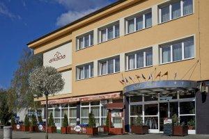 hotel Arkada, Slavonice