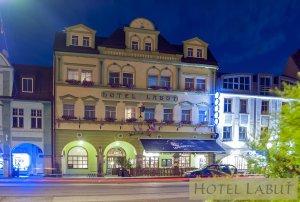 Hotel Labuť, Vrchlabí