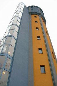 Penzion ve věži, Bohumín