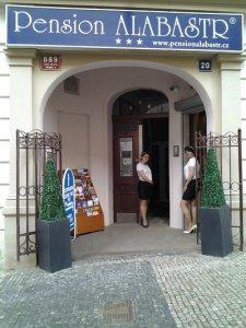 Pension Alabastr, Praha