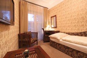 Hotel Villa Milada, Praha 6