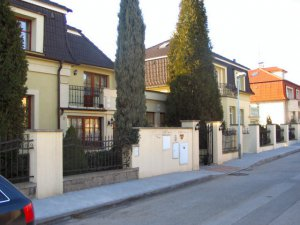 Villa Olivia, Praha