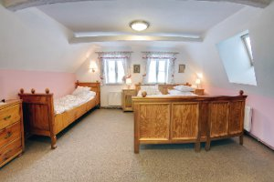Penzion Dvůr Pohody, Varnsdorf