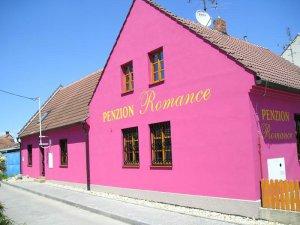 Penzion Romance, Břeclav