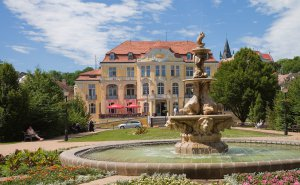 Hotel Antonietta, Teplice