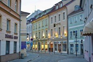 Residence U Černé věže, České Budějovice