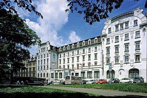 Clarion Grandhotel Zlaty Lev, Liberec