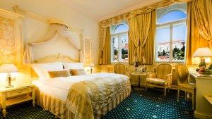 Luxury Family Hotel Royal Palace, Praha