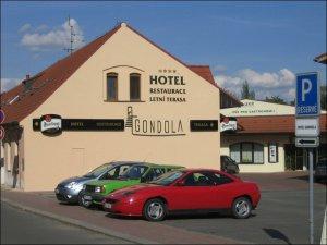 Hotel Gondola, Plzeň