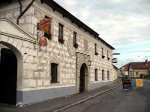 Hotel Na Velké Hospodě, Sedlice