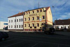Hotel u Budvaru, České Budějovice