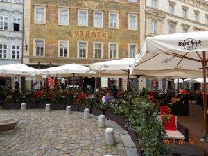 Hotel Rott, Praha
