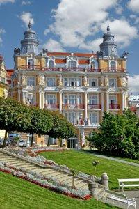 Danubius Health Spa Resort Hvězda-Imperial-Neapol, Mariánské Lázně