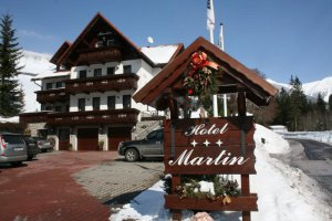Hotel Martin & Kristyna, Špindlerův Mlýn