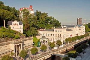 Windsor Spa Hotel, Karlovy Vary