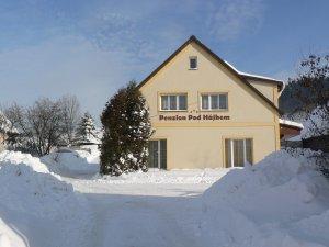 Penzion Pod Hájkem s farmářskou restaurací, Horní Branná