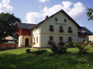 Penzion Na Statku, České Petrovice