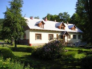 Chalupa U Potoka, Josefův Důl