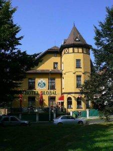 Hotel Globál, Sokolov