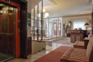 Schloss Hotel Sanatorium, Mariánské Lázně, Velká Hleďsebe