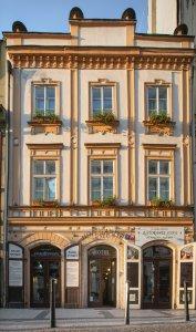 Antik Hotel, Praha 1