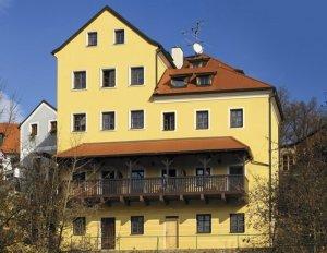 Hotel Garni Myší Díra, Český Krumlov