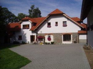 Penzion Brusinka, Kocourov