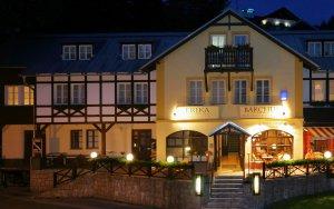 Hotel Erika, Špindlerův Mlýn