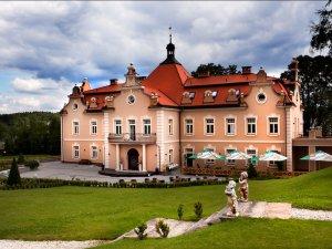 Hotel zámek Berchtold, Kunice - Vidovice