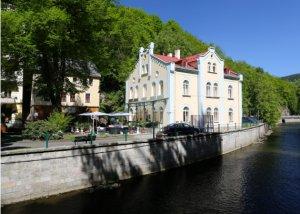 Villa Basileia, Karlovy Vary