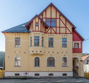 Vila Josefina, Josefův Důl
