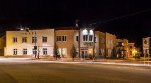 Hotel Pangea, Telč