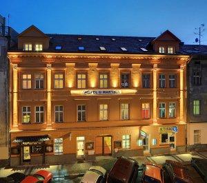 Hotel u Martina Praha Smíchov , Praha