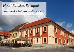 Panství Bechyně - hotel Panská , Bechyně