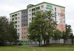 HOTEL KRYSTAL, Hodonín