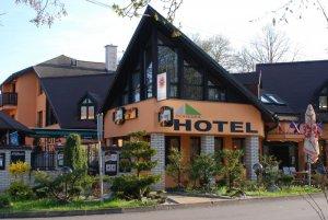 Hotel BOHEMIA relax, Františkovy Lázně