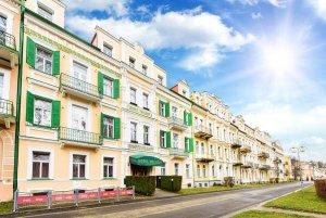 Hotel MELODIE, Františkovy Lázně
