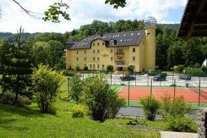Hotel Akademie Hrubá Voda, Hlubočky