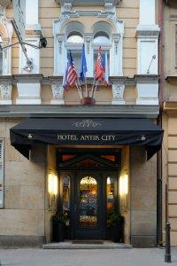 HOTEL ANTIK CITY, Praha