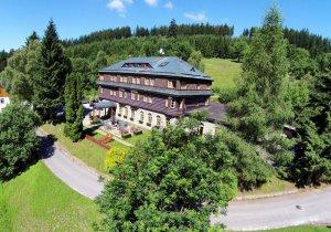 Alpský hotel***+, Špindlerův Mlýn