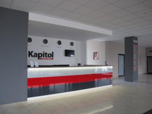 Hotel Kapitol, Most,
