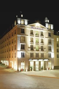 OLYMPIA hotel, Mariánské Lázně