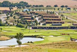 Golf Hotel Kaskáda, Brno