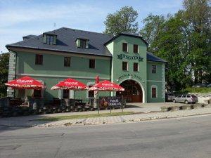 Hostinský pivovar a hotel Excelent, Rýmařov