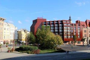 Hotel Koruna, Opava