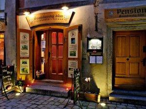 Hotel Švamberský dům, Český Krumlov