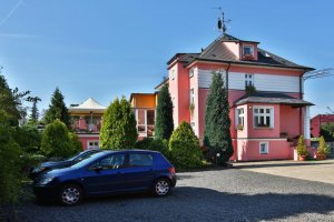 Wellness pension Rainbow ®, Karlovy Vary