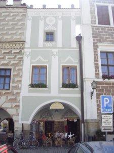 U Šeniglů, Telč