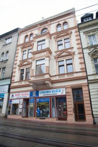 Golden Key apartments, Liberec